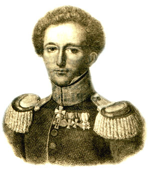 A Russian image of Clausewitz