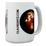 Clausewitz coffee mug
