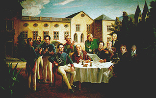 Clausewitz in Mainz, 1815--Thumbnail