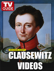 Image: Clausewitz on the cover of TV Guide