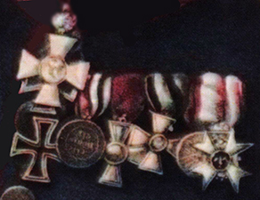 Iron Cross, second class