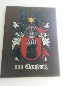 The family coat of arms
