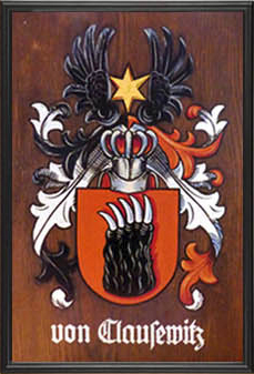 Clausewitz coat of arms