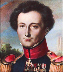 Portrait of Clausewitz