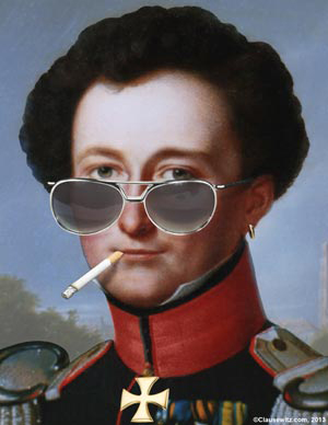 Portrait: Clausewitz is Cool