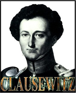 Small Clausewitz poster