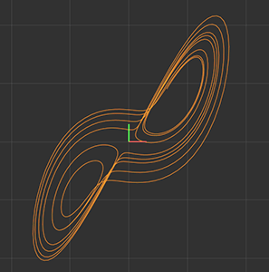 Lorenz Attractor Demo